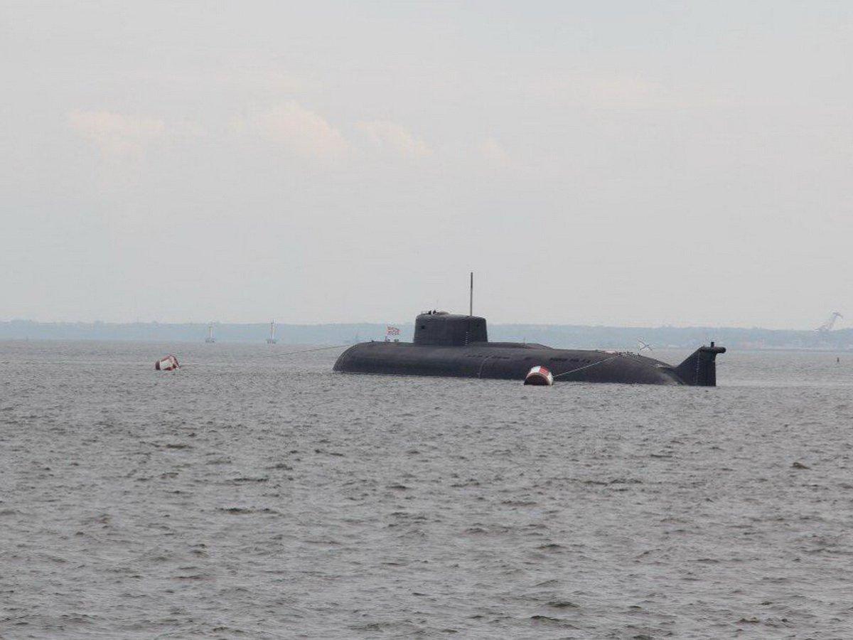 Военные США обнаружили всплывшую у берегов Аляски российскую подлодку