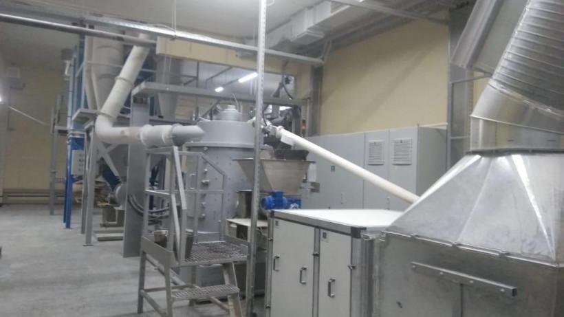 Высокотехнологичное производство белка и пищевых волокон открылось в Рузском округе