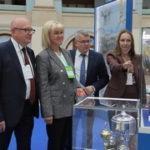 Выставка Государственного музея спорта «Король баттерфляя» представлена на форума «Здоровье нации – основа процветания России»