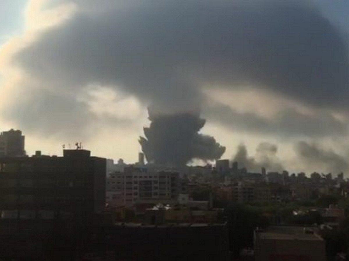 Взрыв в Бейруте: стала известна история появления селитры в порте Бейрута