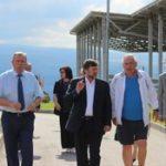 Замминистра спорта Одес Байсултанов совершил рабочую поездку в Кисловодск