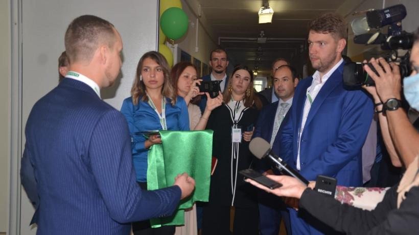 Андрей Разин открыл «Школу фермера» в аграрном колледже Коломны