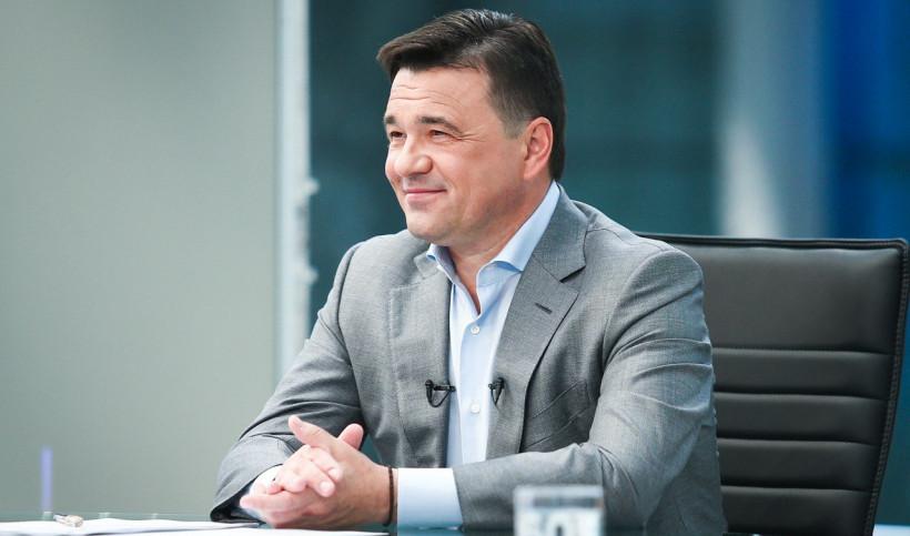 Андрей Воробьев стал четвертым в рейтинге цитируемости губернаторов‑блогеров за август