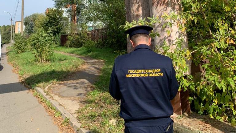 Более 100 повреждений теплотрасс устранили по предписаниям Госадмтехнадзора в Подмосковье