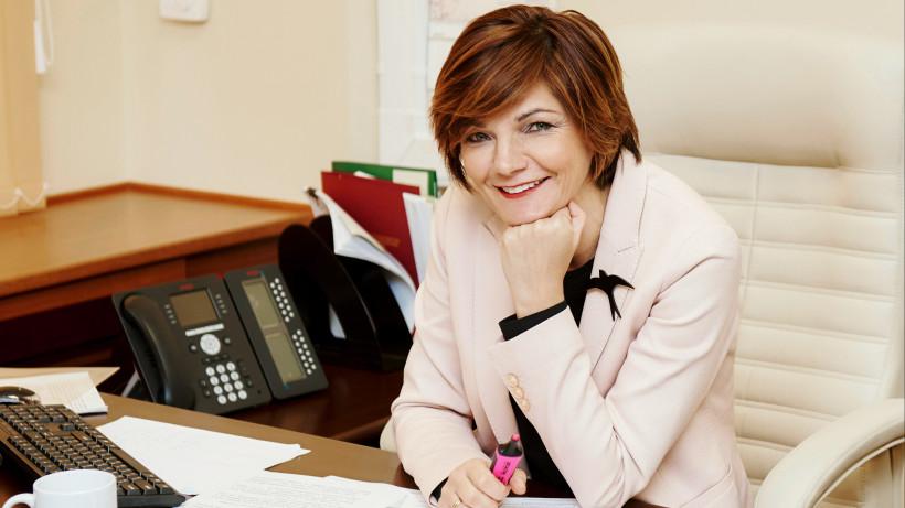 уполномоченный по правам ребенка в Московской области Ксения Мишонова