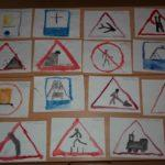 Дистацнионный конкурс «Дорожные знаки»