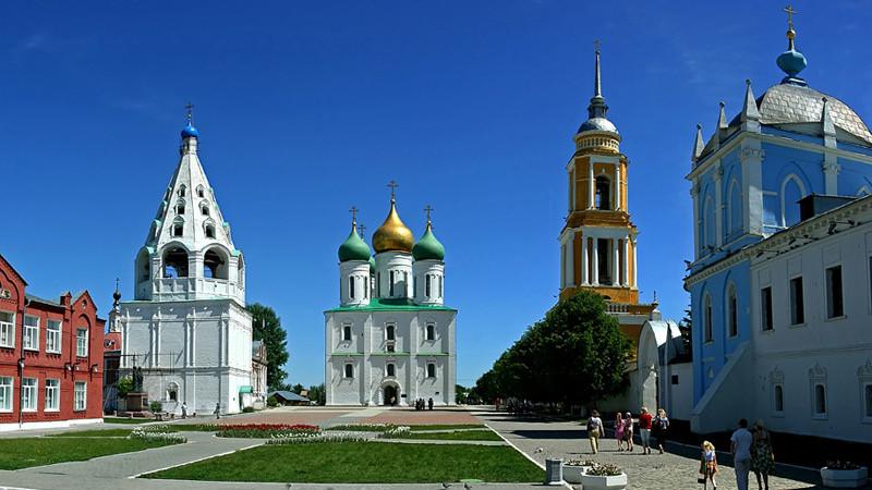 Елена Харламова отметила вклад Коломны в сохранение нематериальной культуры