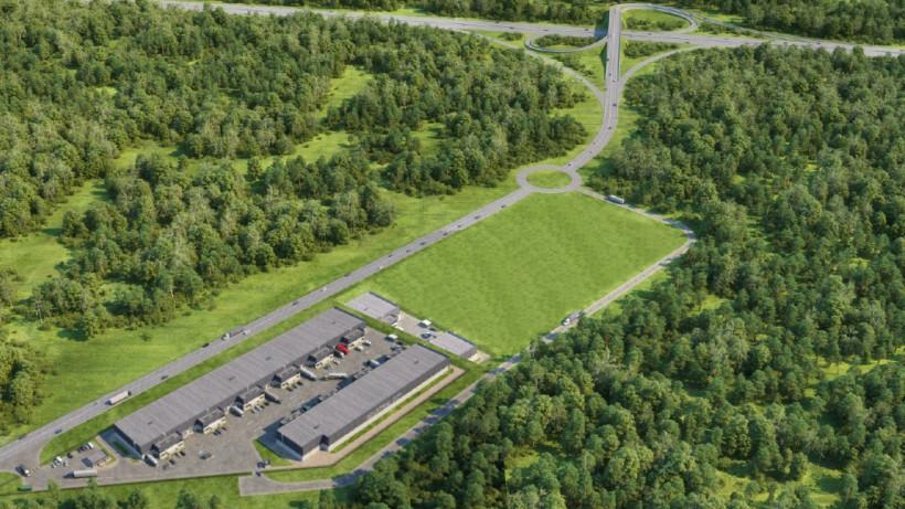 Еще один Light Industrial комплекс появится в Подмосковье