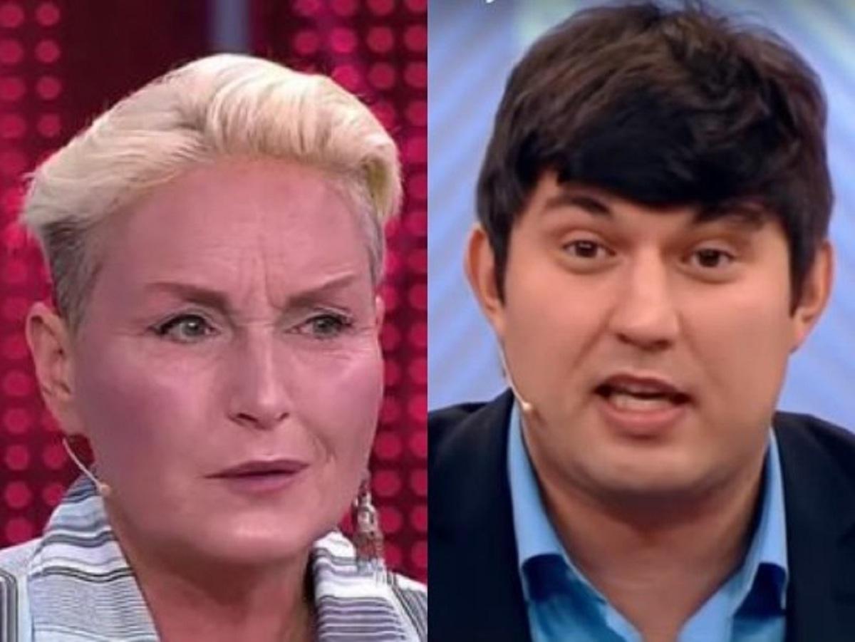 Федосеева-Шукшина предложила дочери выйти замуж за сына Бари Алибасова