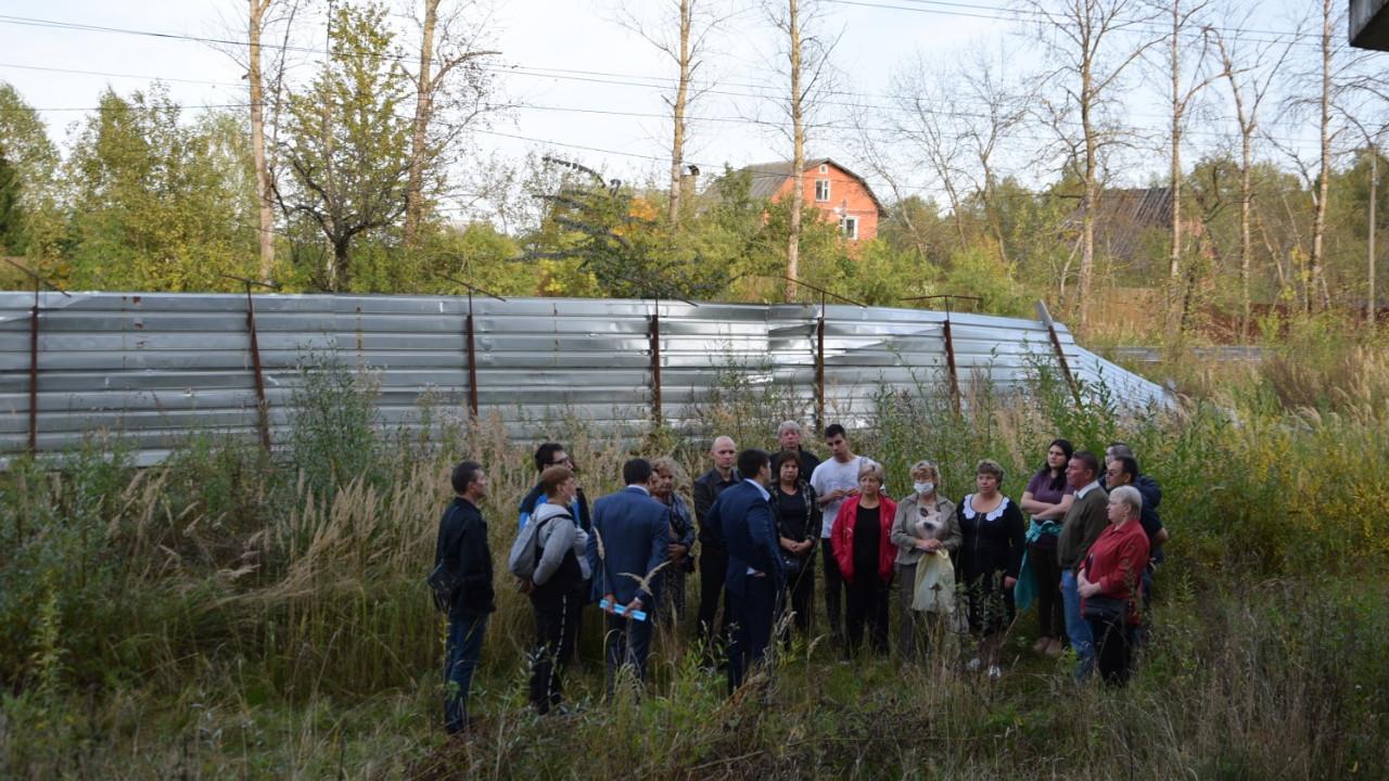 Фонд защиты дольщиков Подмосковья провел встречу с дольщиками ЖК «Бекасово» в Наро-Фоминске