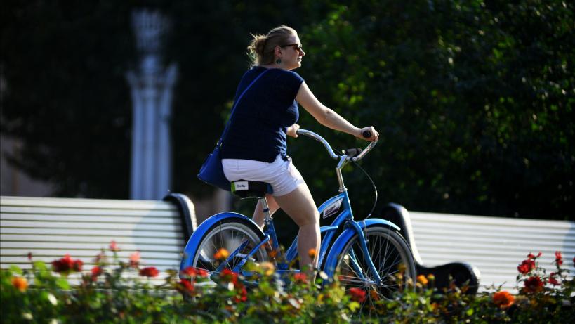Велосипед веломаршрут