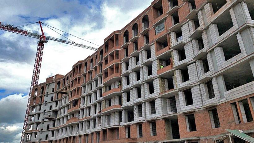 строительство жилого дома в Ленинском округе