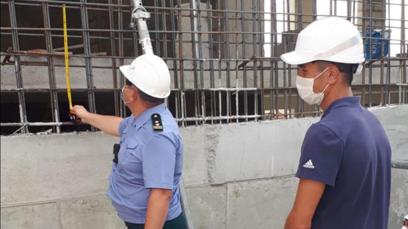 Главгосстройнадзор Подмосковья проверил строительство школы на 1,1 тыс. мест в Раменском