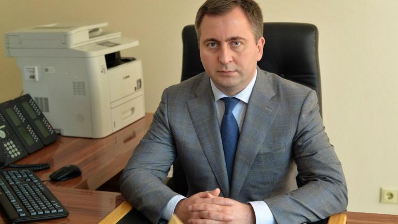 первый заместитель начальника Главгосстройнадзора Дмитрий Белолипецкий