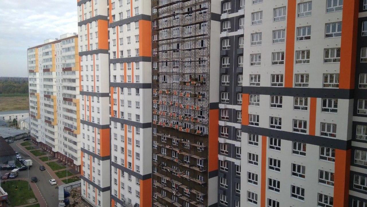 Главгосстройнадзор проверил ход строительства жилого дома в Балашихе