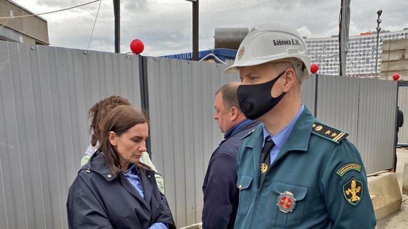 Инспектор Главгосстройнадзора