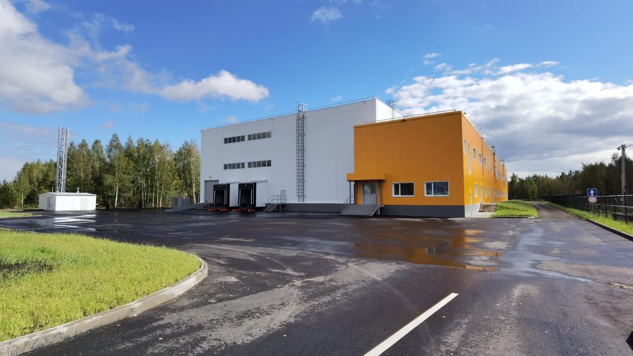 Инспекторы Главгосстройнадзора проверяют построенный складской комплекс в Павловском Посаде