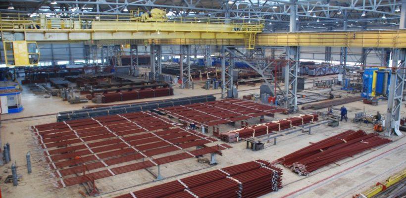 Каширский завод металлоконструкций и котлостроения вложит 200 млн рублей в модернизацию