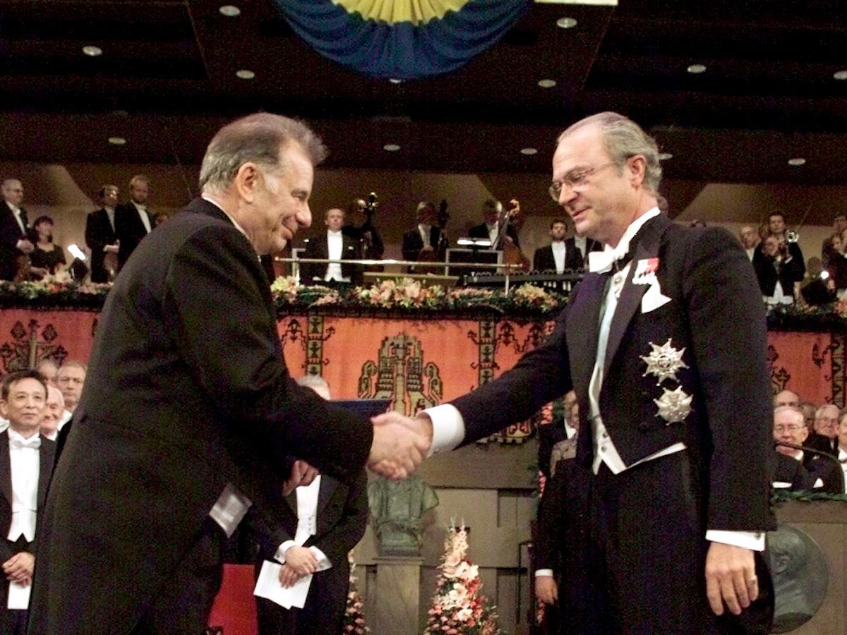 Лауреаты Нобелевской премии XXI века