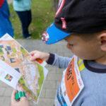 Любители спортивного ориентирования собрались на соревнованиях «Российский азимут» в Люберцах