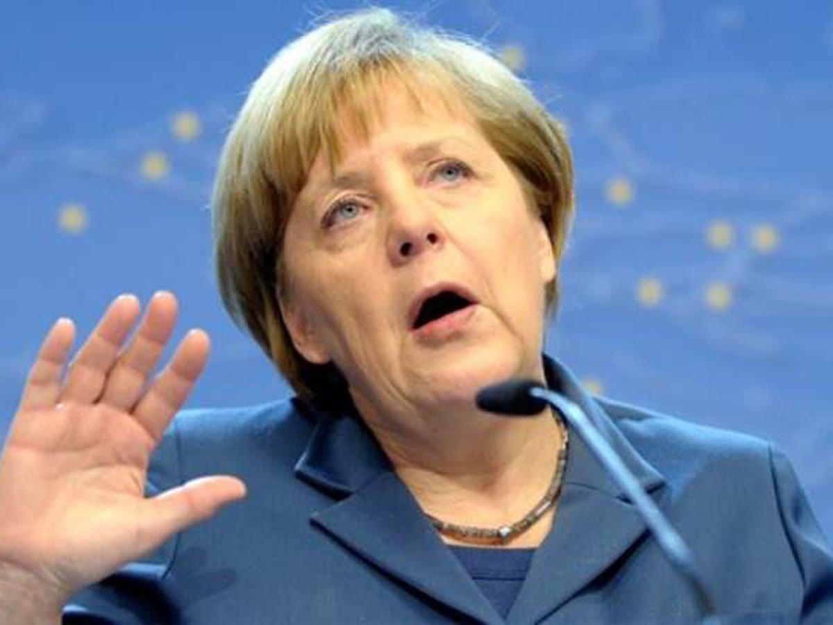Меркель сделала заявление по ситуации с Навальным