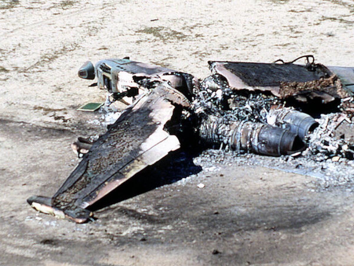 МИД Армении обнародовал личность летчика сбитого Су-25