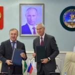 Минспорт России и Республика Адыгея подписали Соглашение о сотрудничестве в области физической культуры и спорта