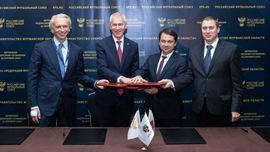 Минспорт России и РФС заключили Соглашение о развитии футбола с Мурманской областью