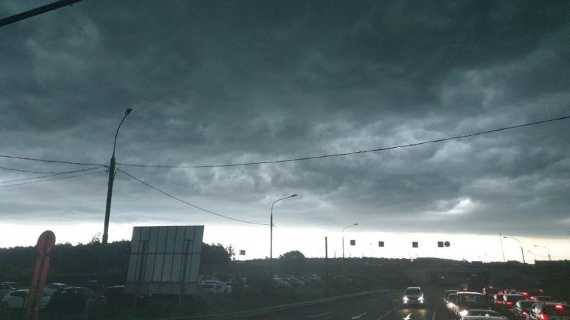 Минтранс Подмосковья призывает быть внимательнее на дорогах из-за ухудшения погоды