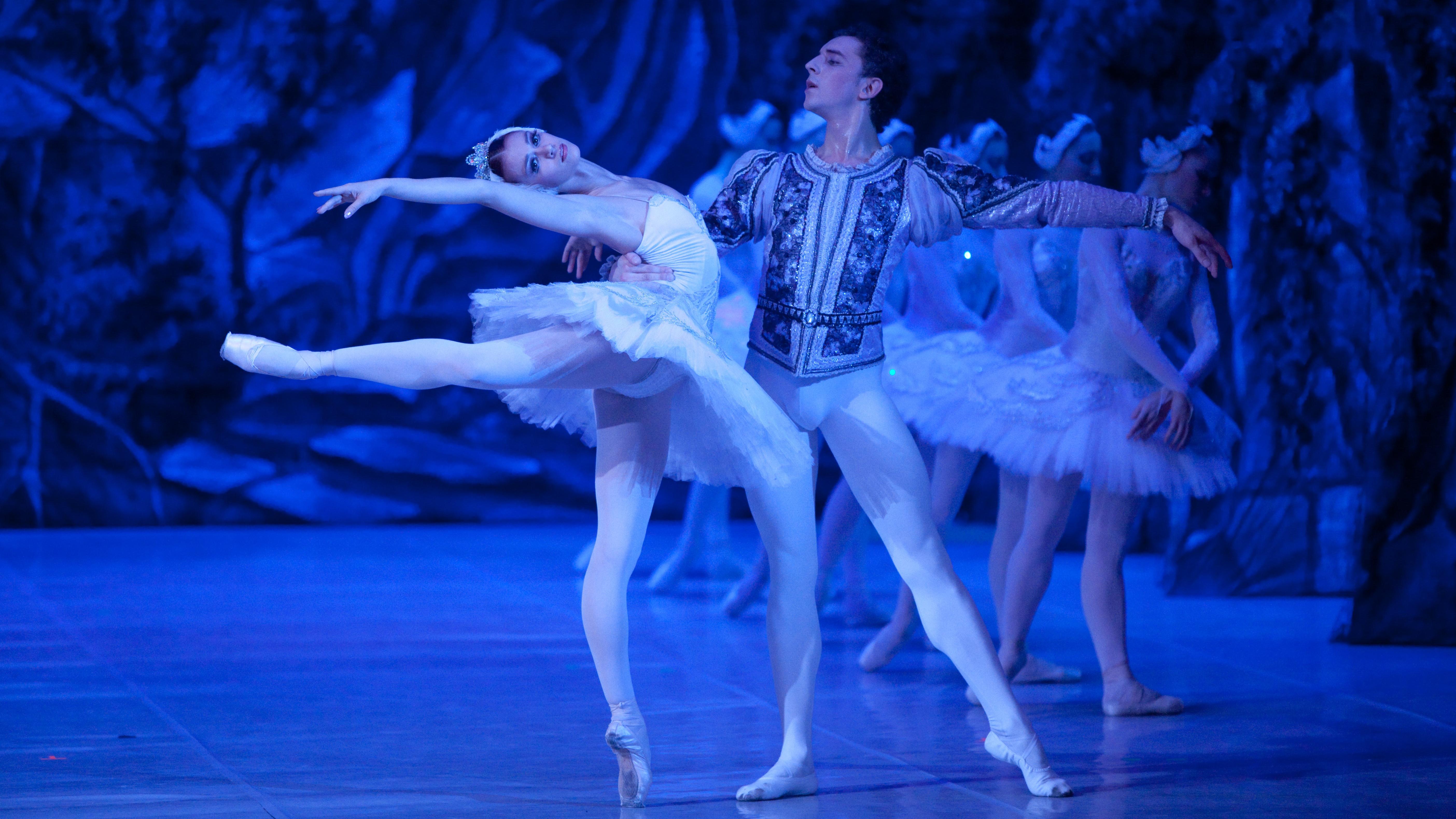 Московский областной государственный театр «Русский балет» откроет новый сезон 30 сентября