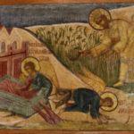 Музей архитектуры им. А. В. Щусева открывает постоянную экспозицию «Калязин. Фрески затопленного монастыря»