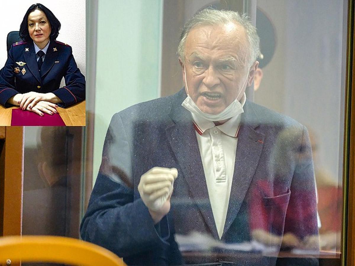 На суде озвучили причину смерти убитой историком Соколовым аспирантки Ещенко