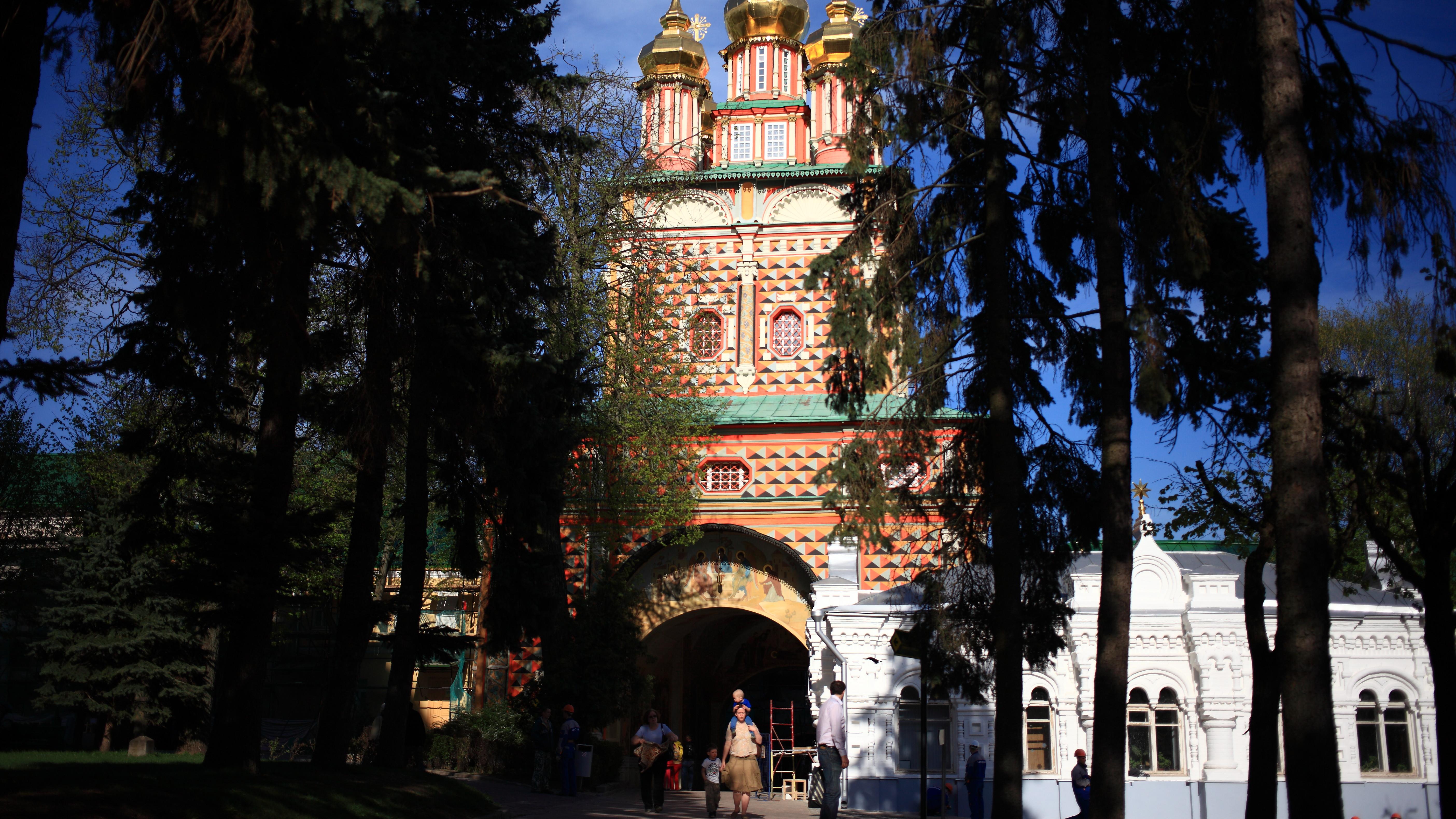 Названы пять самых популярных у иностранных туристов мест в Московской области