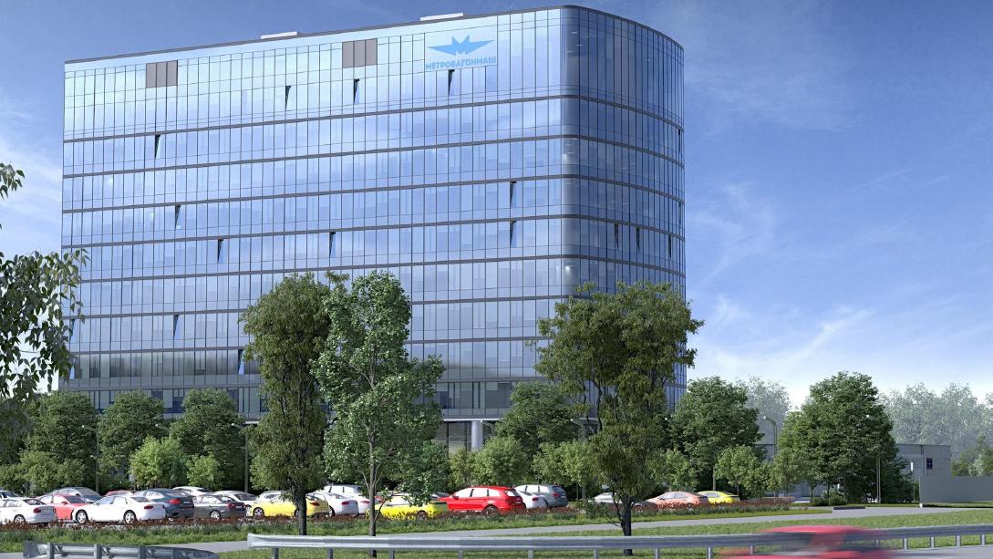 Новый административный центр построят для АО «Метровагонмаш» в Мытищах