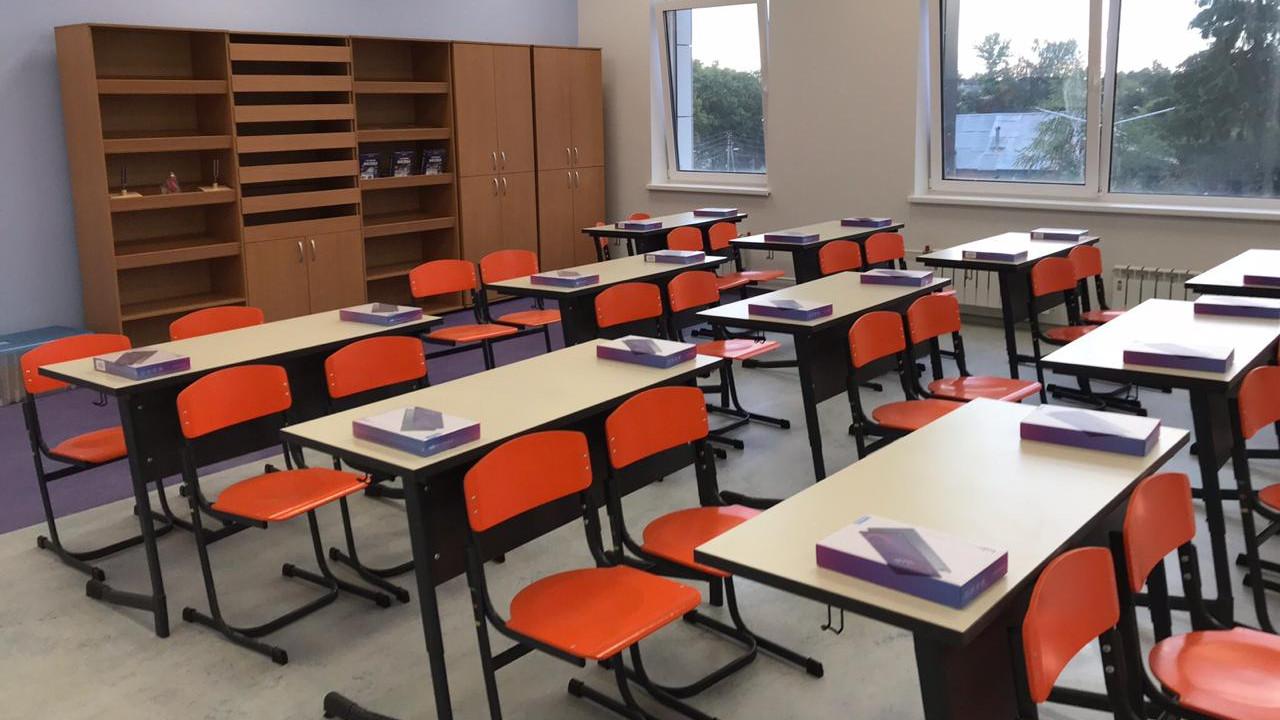 Новый учебный корпус на 550 мест появится в Ступине в 2023 году