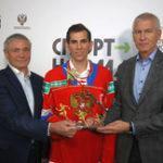 Новым послом федерального проекта «Спорт – норма жизни» стал призёр Паралимпийских игр по следж-хоккею Дмитрий Лисов