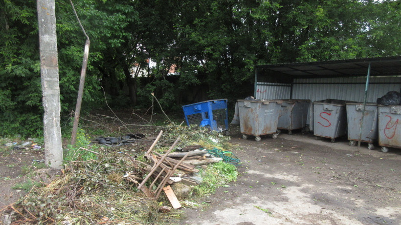 Около 40 нарушений в содержании контейнерных площадок устранили в Подмосковье за неделю