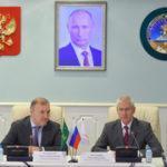 Олег Матыцин и глава Адыгеи Мурат Кумпилов обсудили реализацию федерального проекта «Спорт – норма жизни»