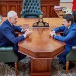Олег Матыцин и губернатор Мурманской области Андрей Чибис обсудили развитие спортивной инфраструктуры и массового спорта в регионе