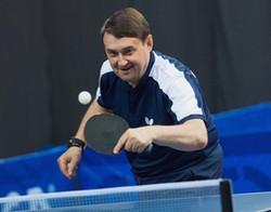 Олег Матыцин поздравил Игоря Левитина с избранием на пост президента Европейского союза настольного тенниса