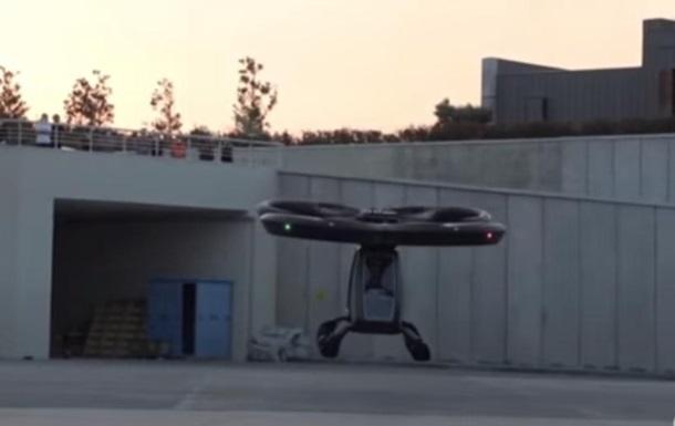 Первый летающий автомобиль успешно прошел испытания