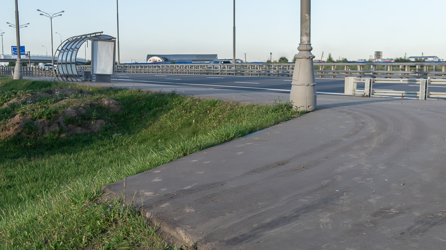 Почти 1,2 тыс. объектов вдоль вылетных магистралей привели в порядок в регионе в 2020 году