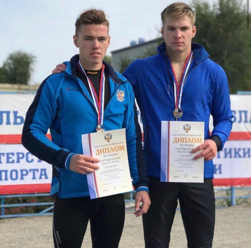 Подмосковные гребцы завоевали 6 серебряных наград Первенства России