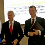 Подписано Соглашение между Минспортом России и Правительством Хабаровского края о сотрудничестве в области физической культуры и спорта