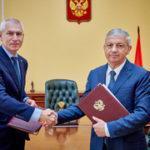 Подписано Соглашение между Минспортом России и Республикой Северная Осетия – Алания о сотрудничестве в области физической культуры и спорта