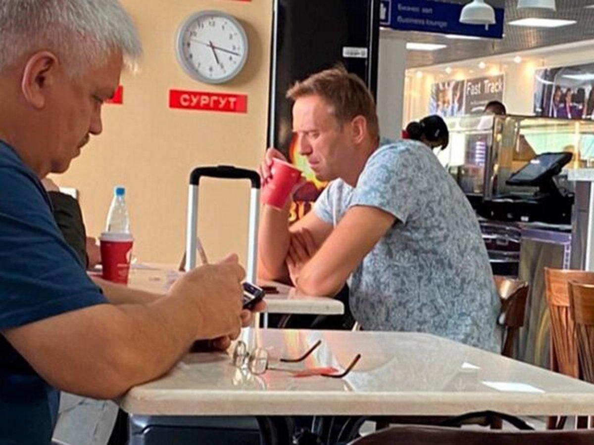"""Правительство Германии: Навального отравили веществом из группы """"Новичок"""""""