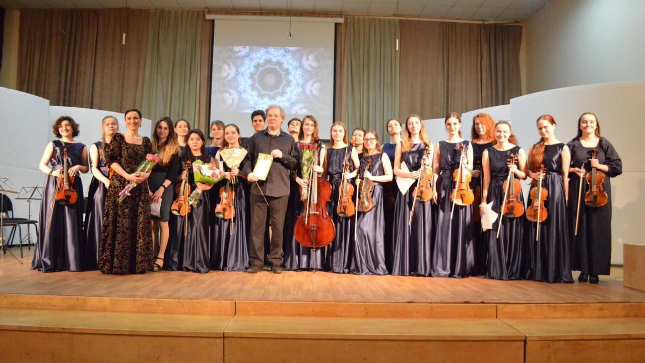 Московский губернский колледж искусств