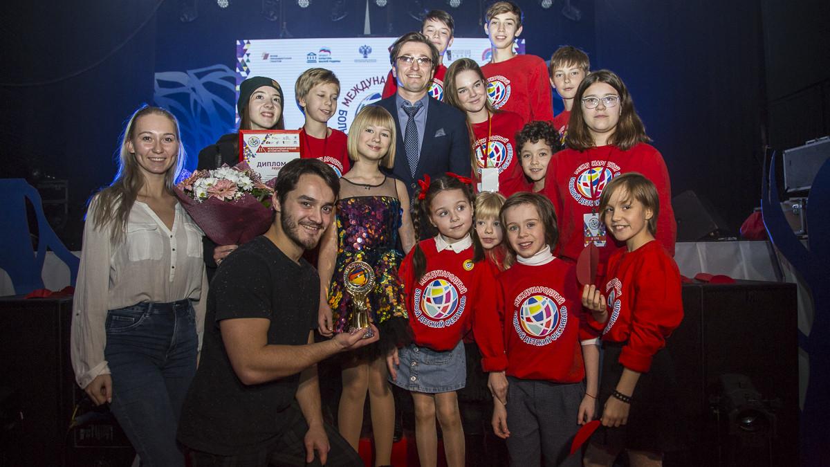 Презентация III Международного Большого Детского фестиваля пройдет 1 октября