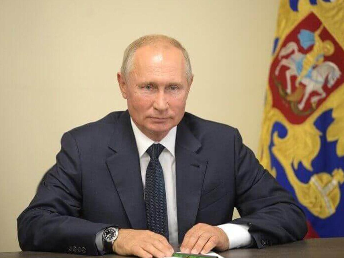 Путин выдвинут на Нобелевскую премию мира. Ранее ее соискателем стал Навальный