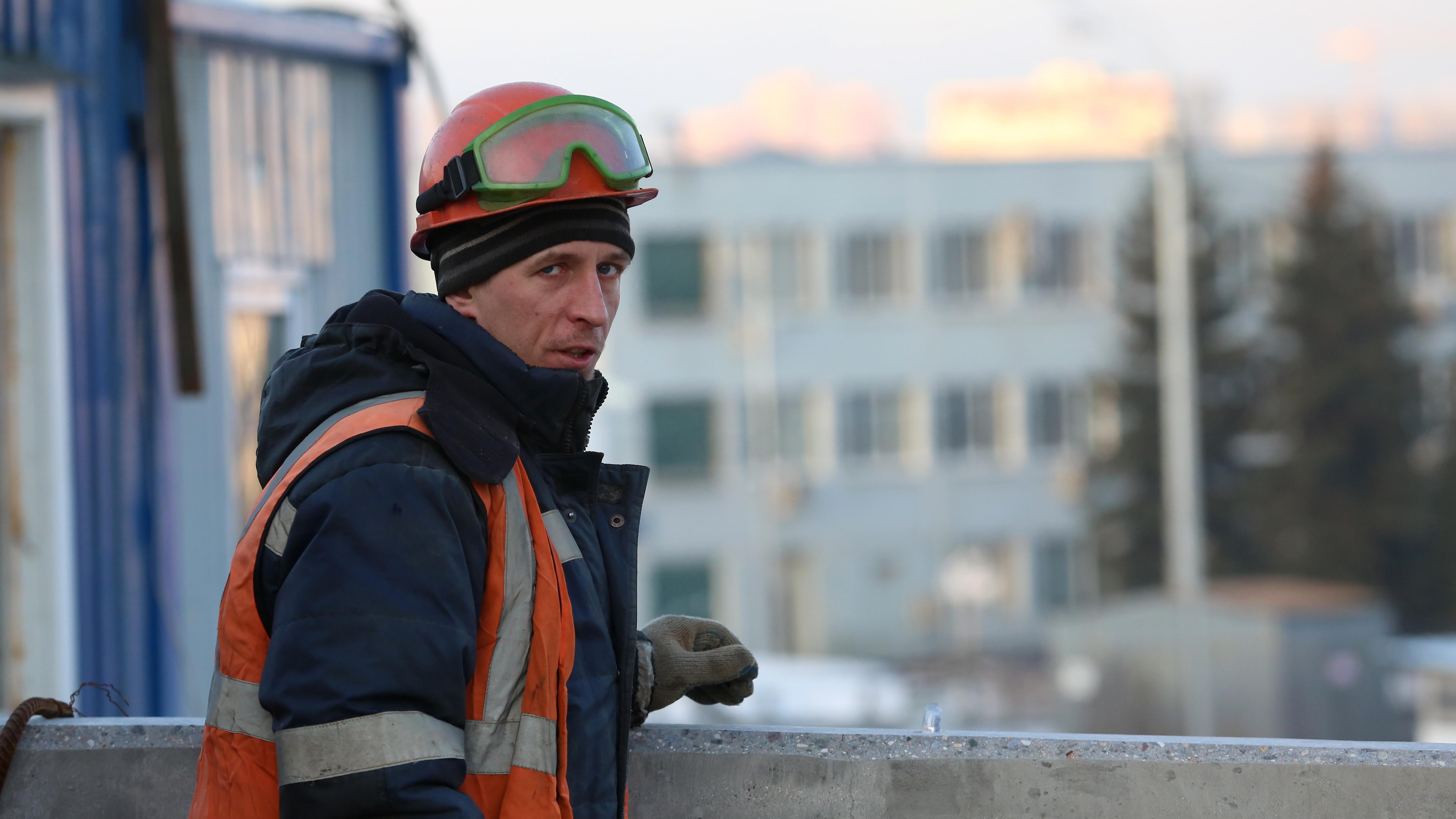 Рабочие в Московской области востребованы в два раза больше, чем специалисты